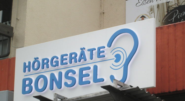 HD-Werbung Reinheim Darmstadt Hoergeraete Bonsel
