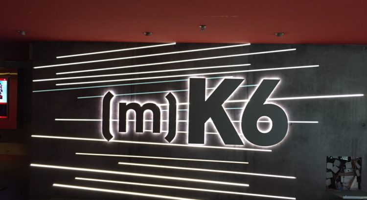 HD-Werbung Reinheim Darmstadt Reliefbuchstaben LED-Technik Kinopolis